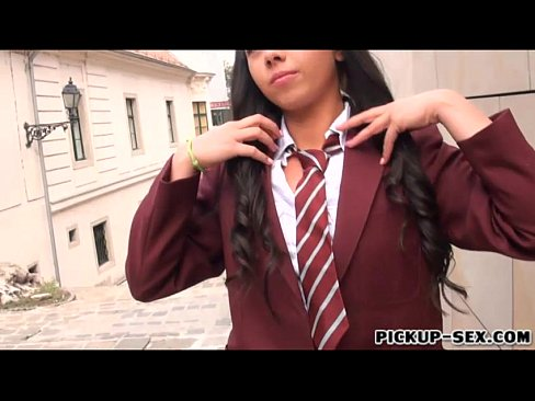Schoolgirl Tricia Teen Pounded For Money